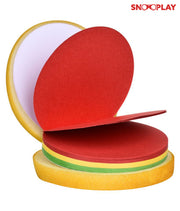 Burger Memo Notepad gift online at best price