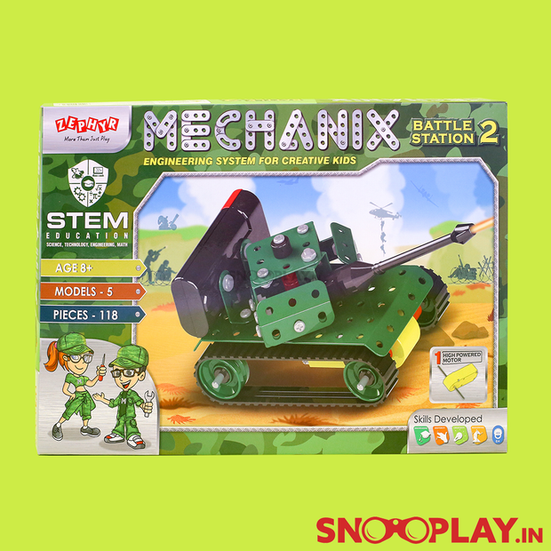Mechanix Battle Station Set 2