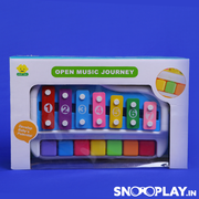 Melody Big Xylophone musical toy for kids :- Snooplay.in