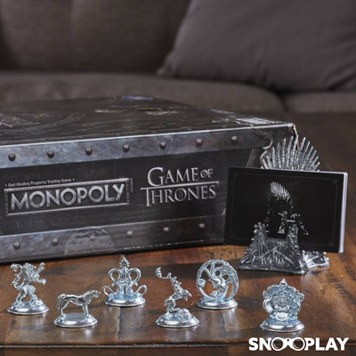 Monopoly Game Of Thrones Edition Board Game Online