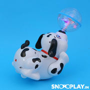 Musical Dog with Ball play musical toy for kids online:- Snooplay.in