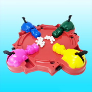 Hungry Hippos (Marble Munching Game)