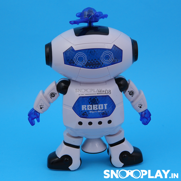 Musical Robot fun toy for kids online:- Snooplay.in