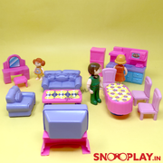 Buy Doll House for girls kids furniture dolls online india best price