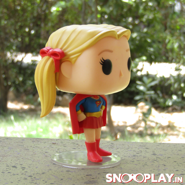 Phoebe Buffay as Supergirl - Funko Pop Figure