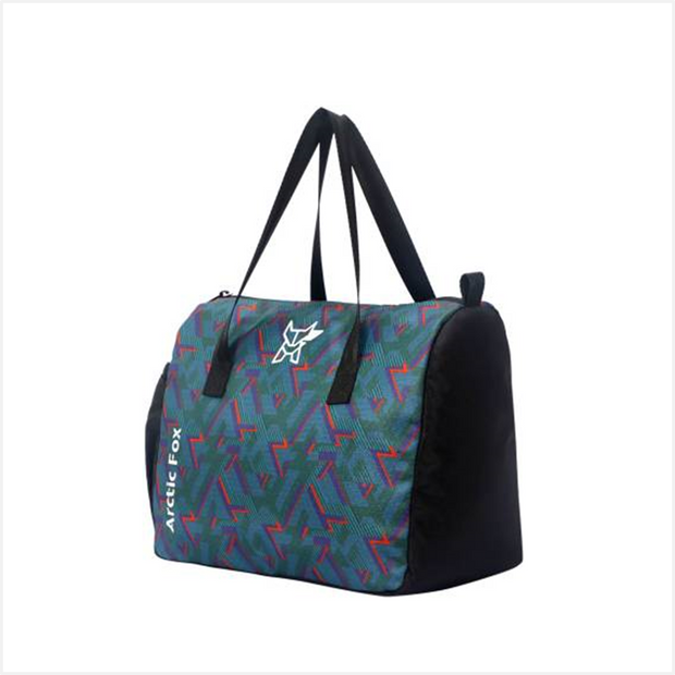 Arctic Fox - Little Dude Lines Lunch Bag