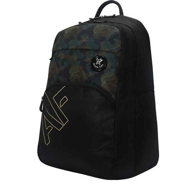 Arctic Fox - Camo Wave Backpack Black