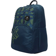 Arctic Fox - Camo Wave Backpack Blue