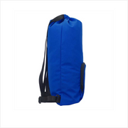 Arctic Fox - Drawstring Backpack Dark Blue
