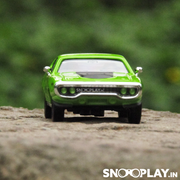 1971 Plymouth GTX Diecast Car 1:43 Scale Model
