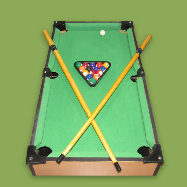 Pool (Billiards) Table Big