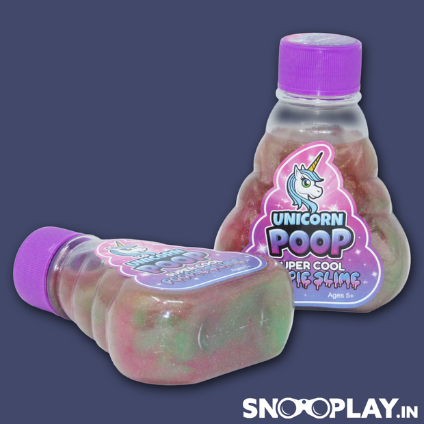 Unicorn Poop Slime prank gag quirky Gift Online india at low price