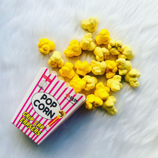 Pop Corn Eraser quirky gifts kids online india