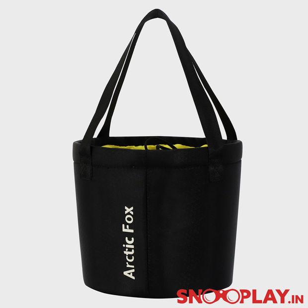 Buy Arctic Fox Pot Jet Black Lunch Bag school office online india best price
