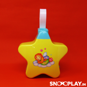 Buy Baby Sleep Projector With Light Music for Newborn Online India for kids- Snooplay.in
