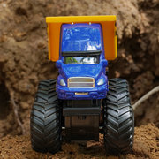 Quarry Monster Dumper Diecast Truck Construction Vehicle (Moving Parts)