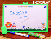 Happy White and Black Board game best unique birthday return gift for kids buy online-Snooplay.in
