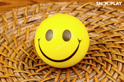 Smiley Ball antistress fun for kids and adults best birthday return gift buy online-Snooplay.in