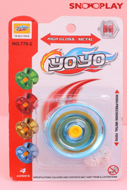 Yoyo-4 Colors action toy best birthday return gift for kids buy online-Snooplay.in