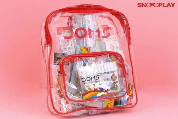 DOMS Smart Kit with Bag best unique birthday return gift set buy online-Snooplay.in