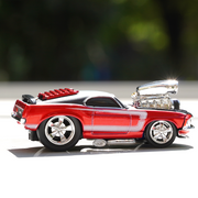 Muscle Cars Diecast 1:64 Scale (1969 Ford Mustang Boss 302, 1963 Plymouth Savoy, Ford Model AA)