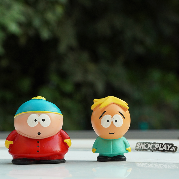 Get these south park collectible figures