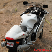 Suzuki GSX 1300R Diecast Bike Scale Model (1:18)