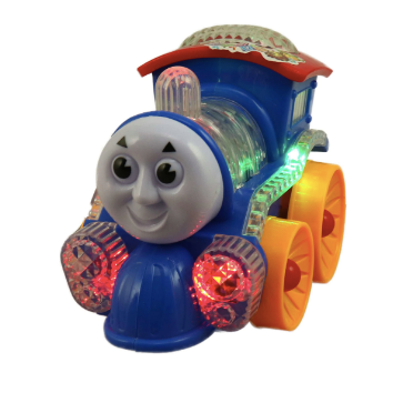 Locomotive Toy for Kids with Music and Light