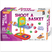 Shoot A Basket Game