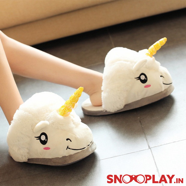 Unicorn Slippers comfort quirky gift online india