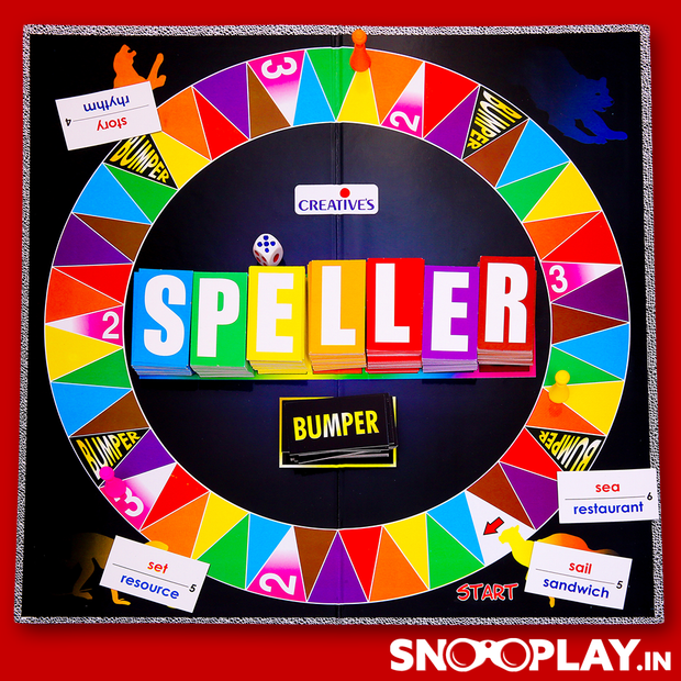 Speller Junior (A Fun Way to Learn Spelling)