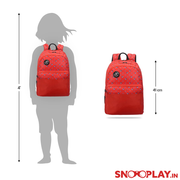 Buy Arctic Fox - Spring Backpack Red Bag online India Best Price