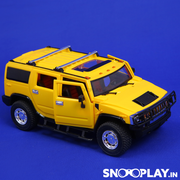 Buy remote control chargeable SUV car toy for kids - Snooplay.in