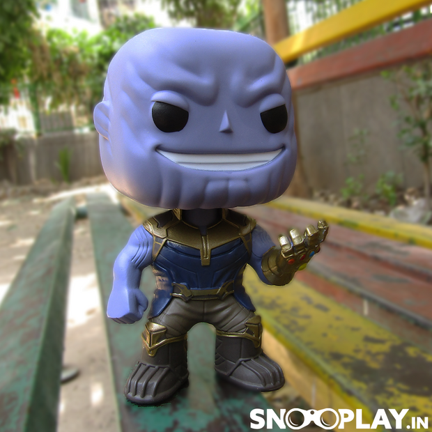 Thanos - Funko Pop Bobble Head