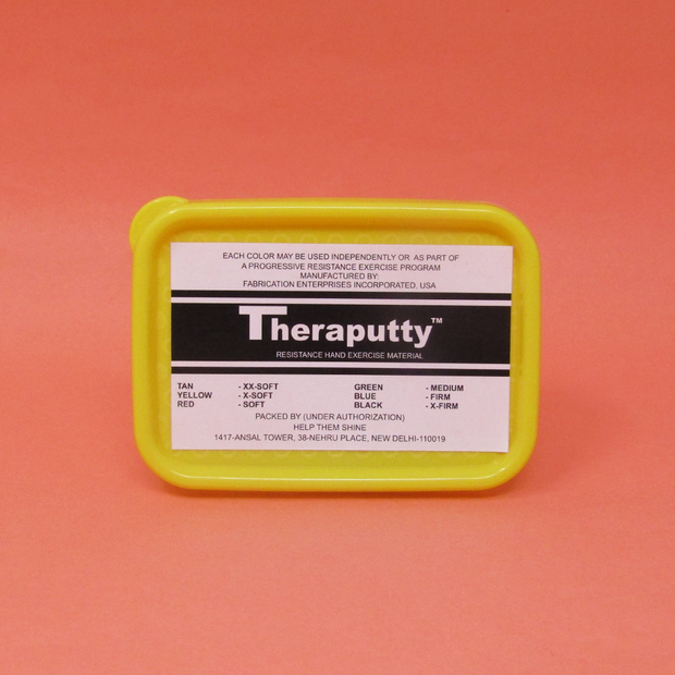 Theraputty- Double Extra Soft Resistance