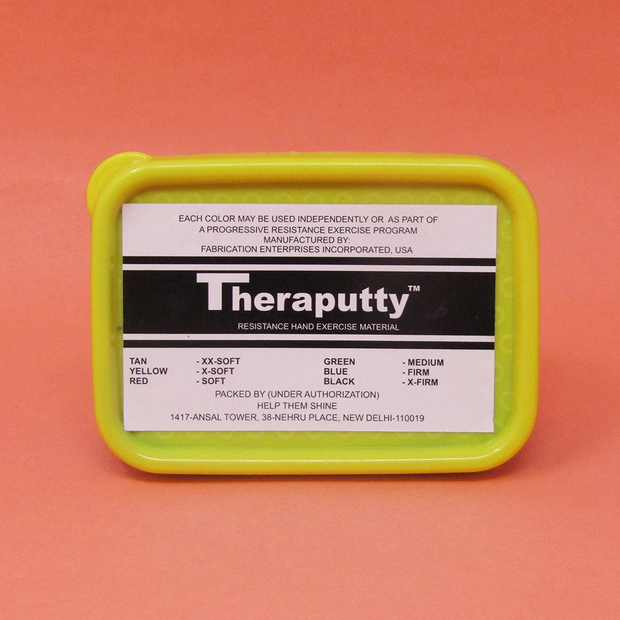 Theraputty- Firm Resistance