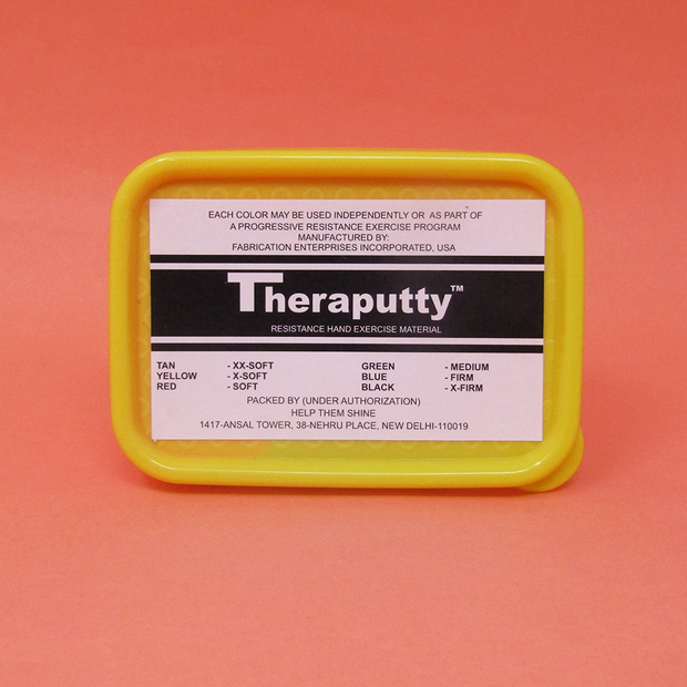 Theraputty- Soft Resistance