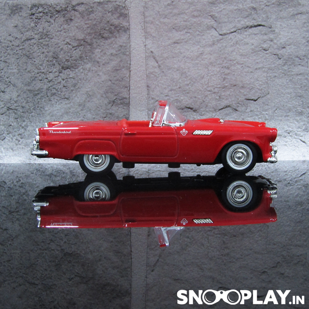 1955 Ford Thunderbird Diecast Car Model 1:43 Scale