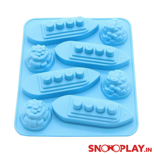 Titanic and Iceberg Ice Tray Gin and Titonic Ice Tray online india low price best quirky Gift