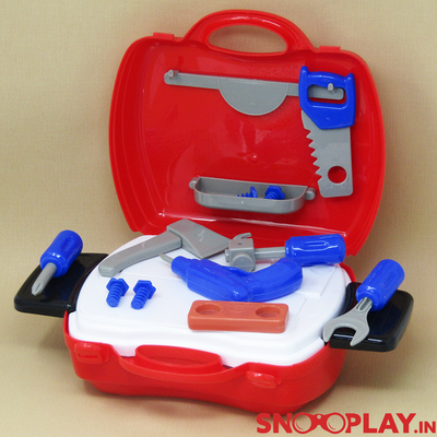 Tool Box Play set Suitcase Online India Best Price