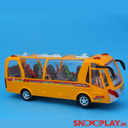 Top Public Bus moving musical toy for kids:- Snooplay.in