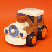 Mini Toy Train Engine (Push & Go)