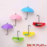 Umbrella Hook & Stand (3 pieces) wall decoration online india