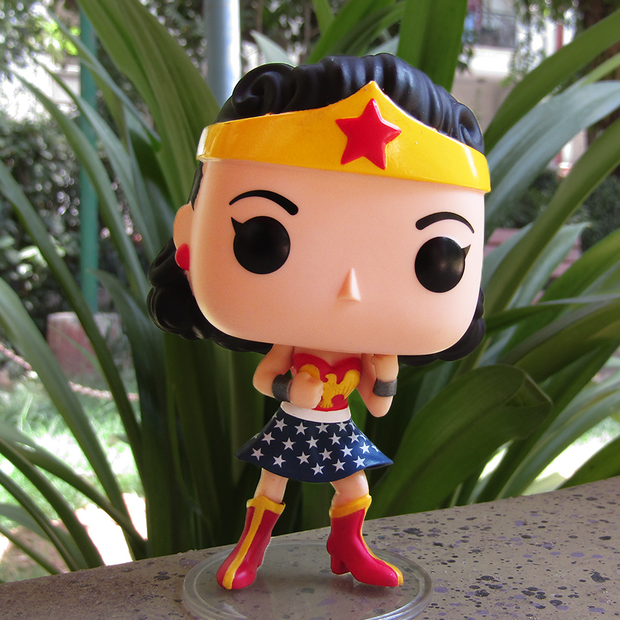 Wonder Women - Funko Pop Figure DC Universe buy online:Snooplay.in