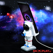 Astronaut Mobile Phone Stand (White)