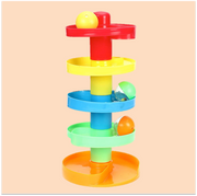 Rolling Ball Tower Fun Toy For Babies