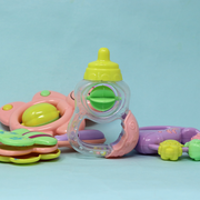 Baby Series Rattle Toy Set (Small)