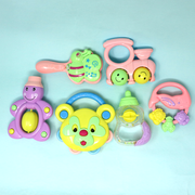 Baby Series Rattle Toy Set (Big)