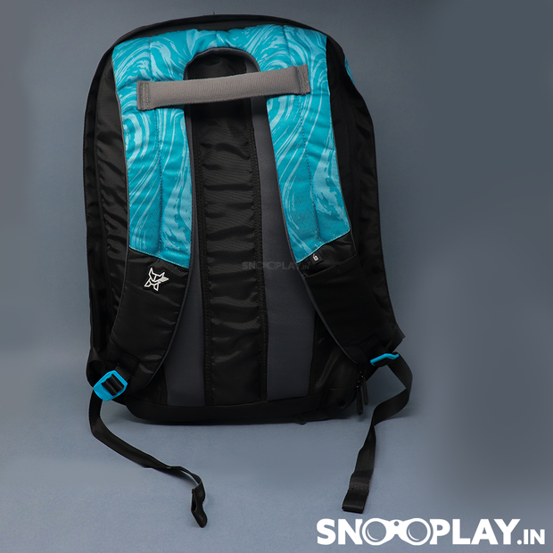 Arctic Fox Slope Anti-Theft Jet Black Backpacks Online India at Best price