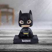 Batman bobblehead head action figure, a perfect decor item for your workstations .